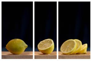 citroenen 20x30cm