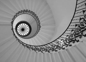 3a Tulip staircase